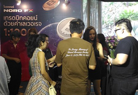 NordFX Has Presented its Products at Expo in Thailand1