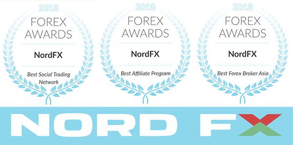 NordFX Scores a Hat Trick at the Forex Awards Ratings1