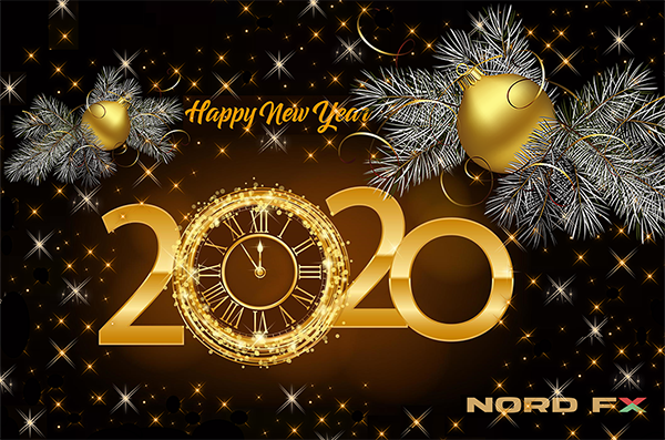 We Wish You a Happy New Year 2020!1